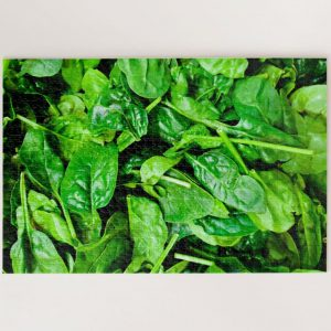 Baby Spinach – 1000 piece jigsaw puzzle