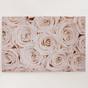 Blush Pink Roses – 1000 piece jigsaw puzzle