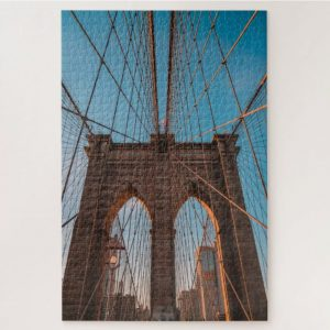 Brooklyn Bridge – 1000 piece jigsaw puzzle