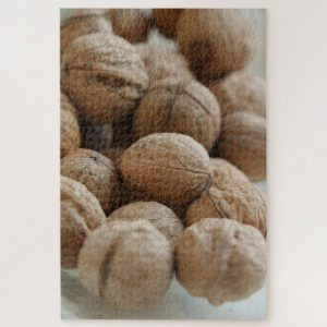 Brown Wallnuts – 1000 piece jigsaw puzzle