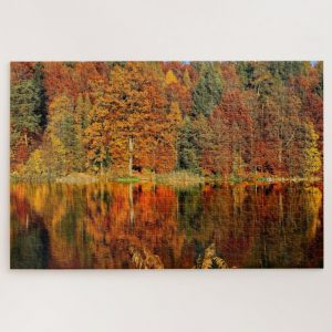 Canada in Autumn – 1000 piece jigsaw puzzle
