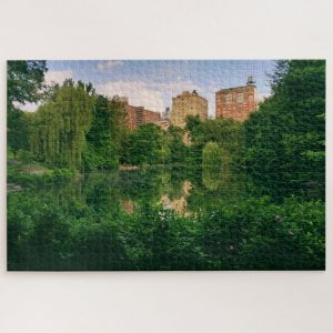 Central Park New York – 1000 piece jigsaw puzzle