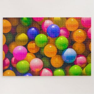 Colorful Balls – 1000 piece jigsaw puzzle