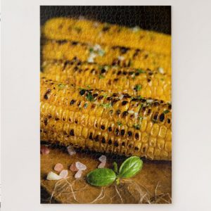 Fresh Grilled Corn – 1000 piece jigsaw puzzle