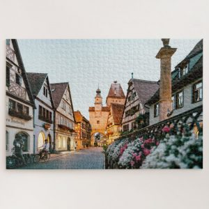 Germany Village – 1000 piece jigsaw puzzle