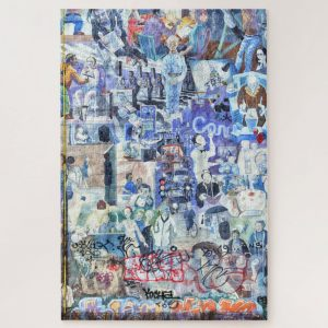 Graffiti – 1000 piece jigsaw puzzle