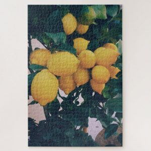 Lemon Bunch – 1000 piece jigsaw puzzle