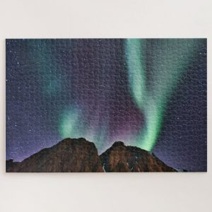 Northern Lights – 1000 piece jigsaw puzzle