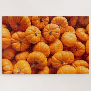 Pumpkin Lot – 1000 piece jigsaw puzzle