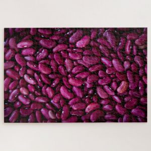 Purple Beans – 1000 piece jigsaw puzzle