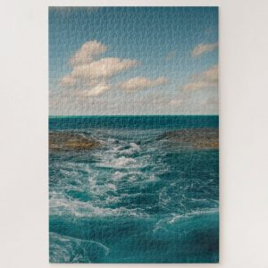 Rippling Body of Water – 1000 piece jigsaw puzzle