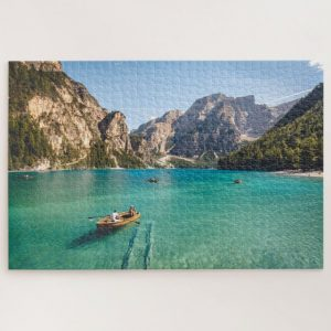Rowing Adventure – 1000 piece jigsaw puzzle