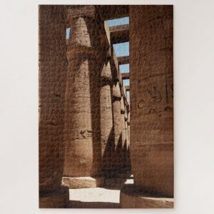 Ruins of Egypt – 1000 piece jigsaw puzzle