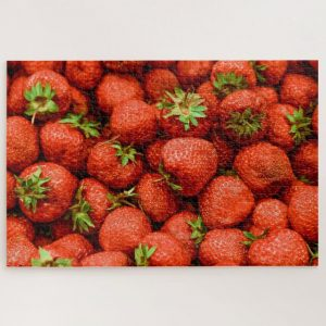 Strawberry Lot – 1000 piece jigsaw puzzle