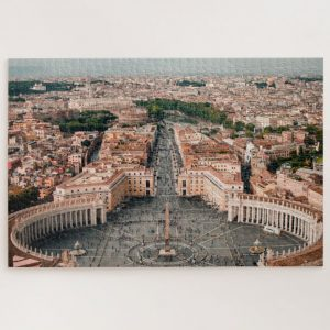Vatican City – 1000 piece jigsaw puzzle